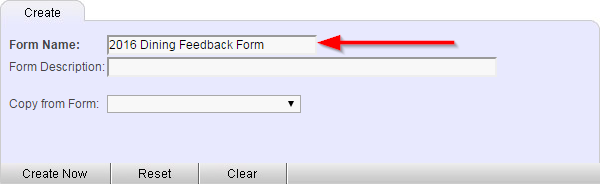 This Is Used To Identify The Form In List View On Admin Side
